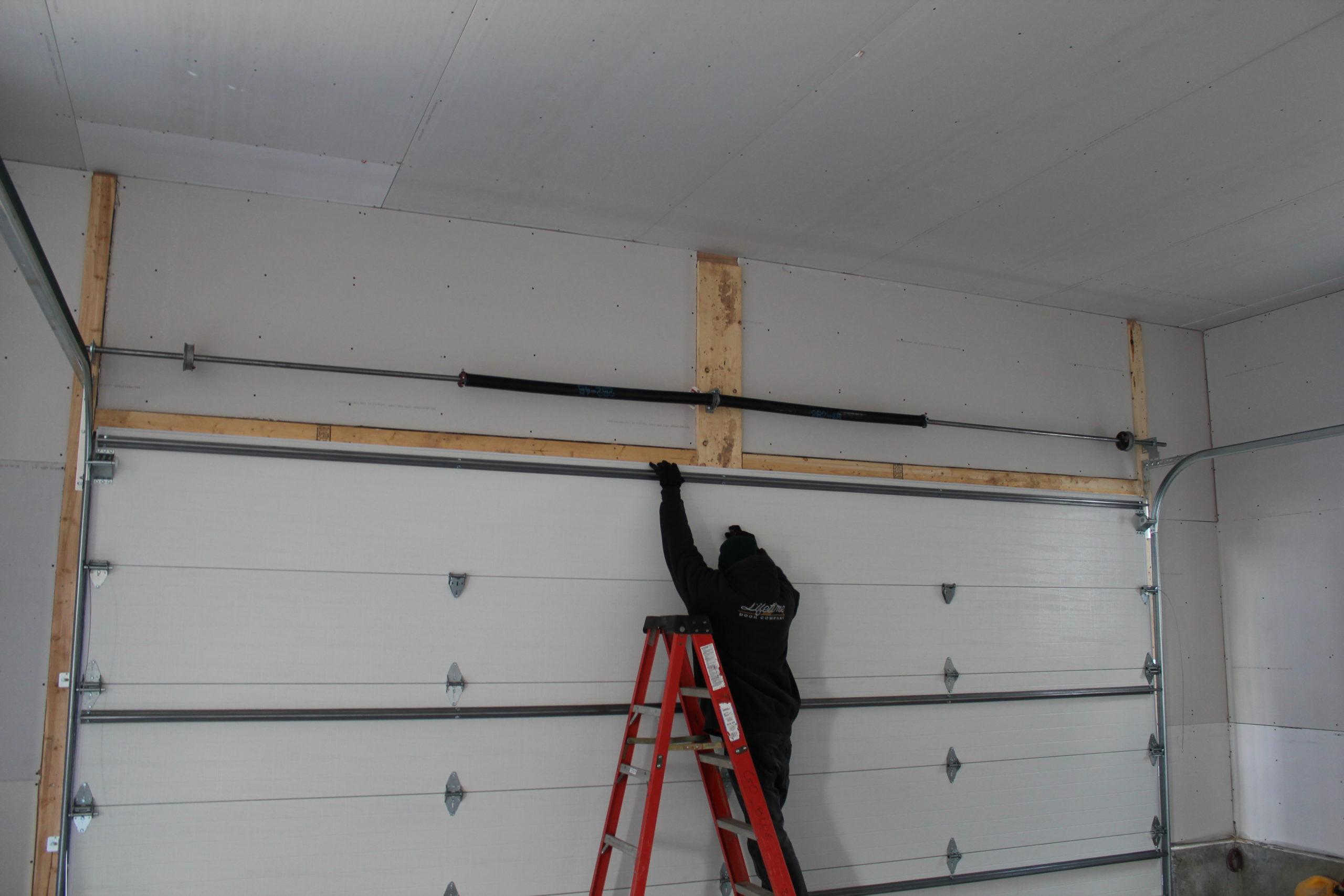 Brookfield garage door repairs