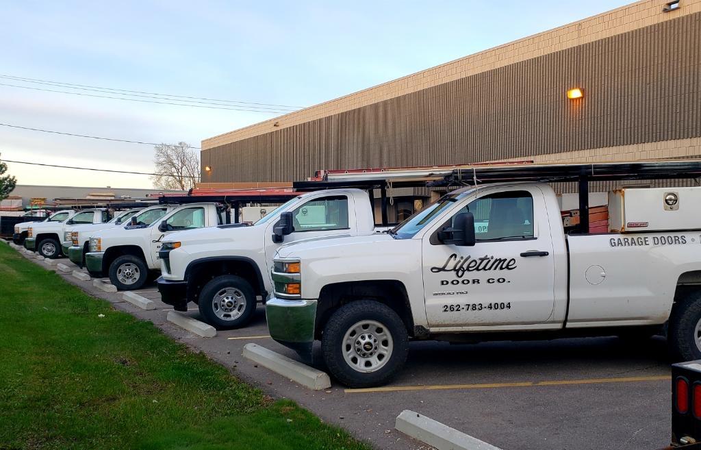 Garage door services southeast WI